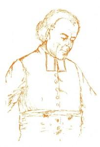 Croquis portrait du Fondateur