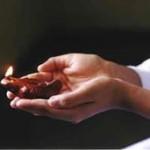Prière dans la nuit - Monastère  sfb - Nagoda