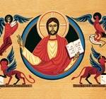 Le Christ au livre - Abbaye de Vénière