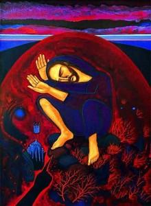 Jésus au désert (3)