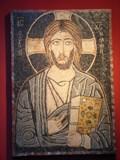 Mosaïque visage du Christ (2)