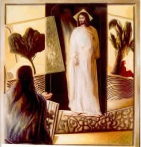 Résurrection de Jésus - image de Vanni Rinaldi