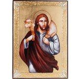 Icône du Christ-le-bon-berger