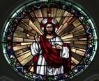 Jésus bénissant - sfb Colombo