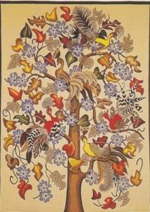 L'arbre aux oiseaux - Dom Robert Encalcat