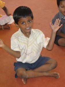 Jardin d'enfants - Madras- sfb