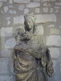 La Vierge et l'Enfant   XIV siècle - Royaumont