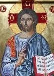Icône byzantine  du Christ (2)