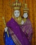 La Vierge Marie - Chenai - Inde