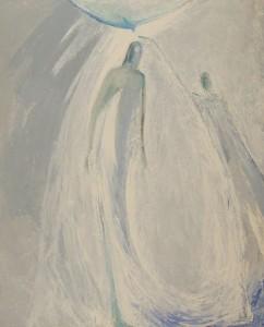 Baptême du Christ - oeuvre de Macha Chmakoff