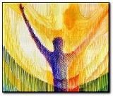 les mains vers le seigneur