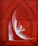 Pentecôte - peinture de Macha Chmakoff (1)