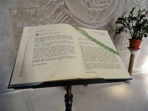 Livre de l'Evangile