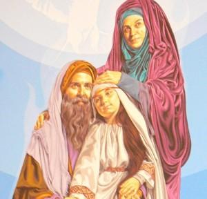 Neuvaine de l'Immaculée Conception (du 30 novembre au 8 décembre) La-vierge-anne-et-joachim-300x288