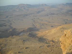 Désert - Mitzpé Ramon - Israël