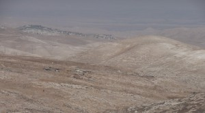 Le désert de Judas