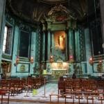 Chapelle de la Vierge - Eglise de St Sulpice