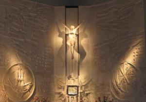 Christ en croix - Maison générale sfb -Rome
