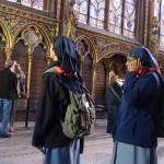 Visite de la Sainte Chapelle (2)