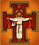 croix-trinitaire - @Abbaye de Vénières