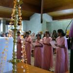 Professes temporaires - Délégation de l'Inde
