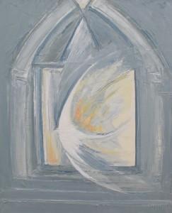 4e demeure du chateau intérieur - T d'Avila - Peinture de Macha Chmakoff