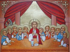 L a Cène du Seigneur -  fakhoury