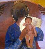L'Enfant de Noël  Arcabas (2)