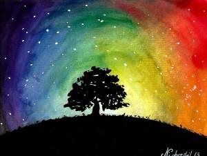 affiches-le-cosmos-et-la-terre--15260717-arbre-sur-ciel-862f-ed4f4_big