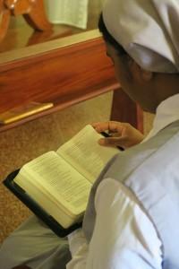 Prière des psaumes - Liturgie des heures