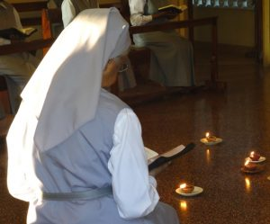 Sr Clare - monastère de Nagoda