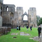 Ruines de la Cathédrale d'Engil - Ecosse