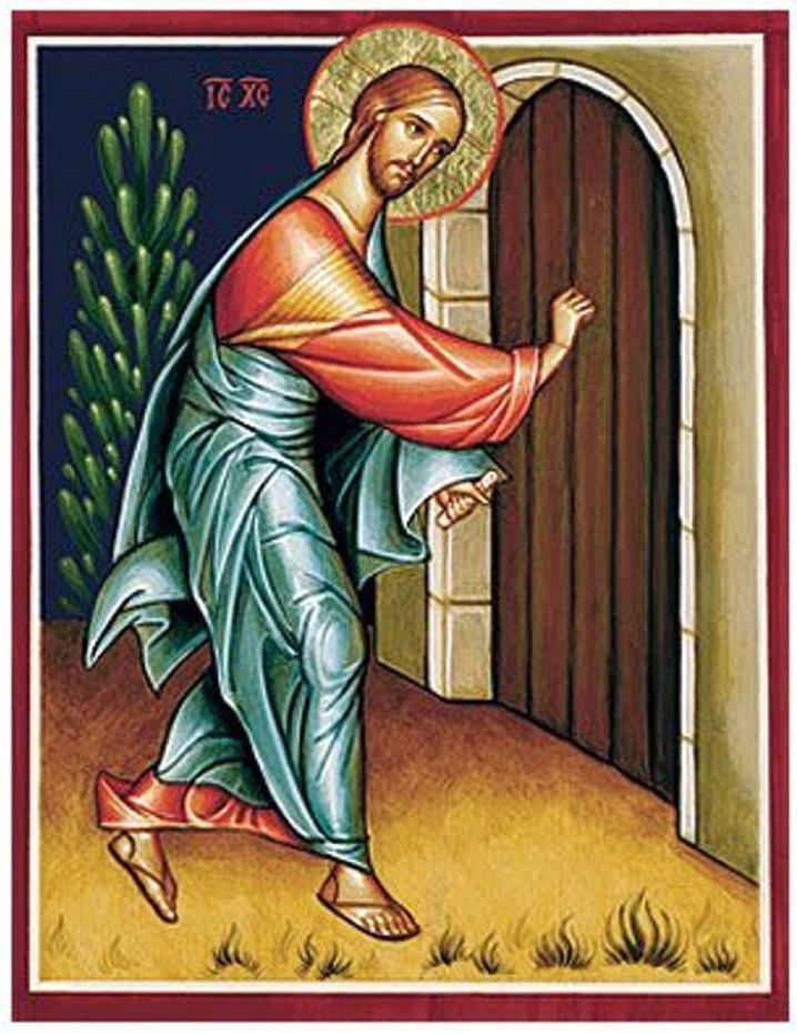 Jésus est la porte